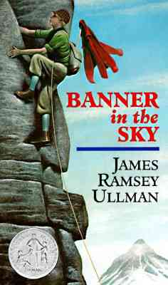 Banner in the Sky By Ullman, James Ramsey